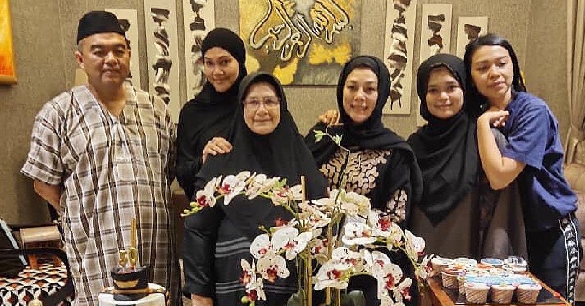 Keluarga Sharifah Sakinah