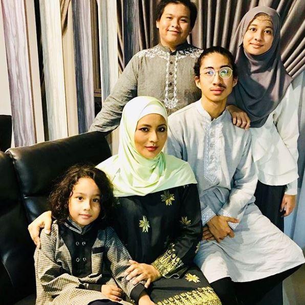 Keluarga Norish Karman