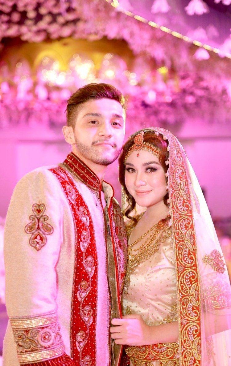 risteena dan isa khan nikah