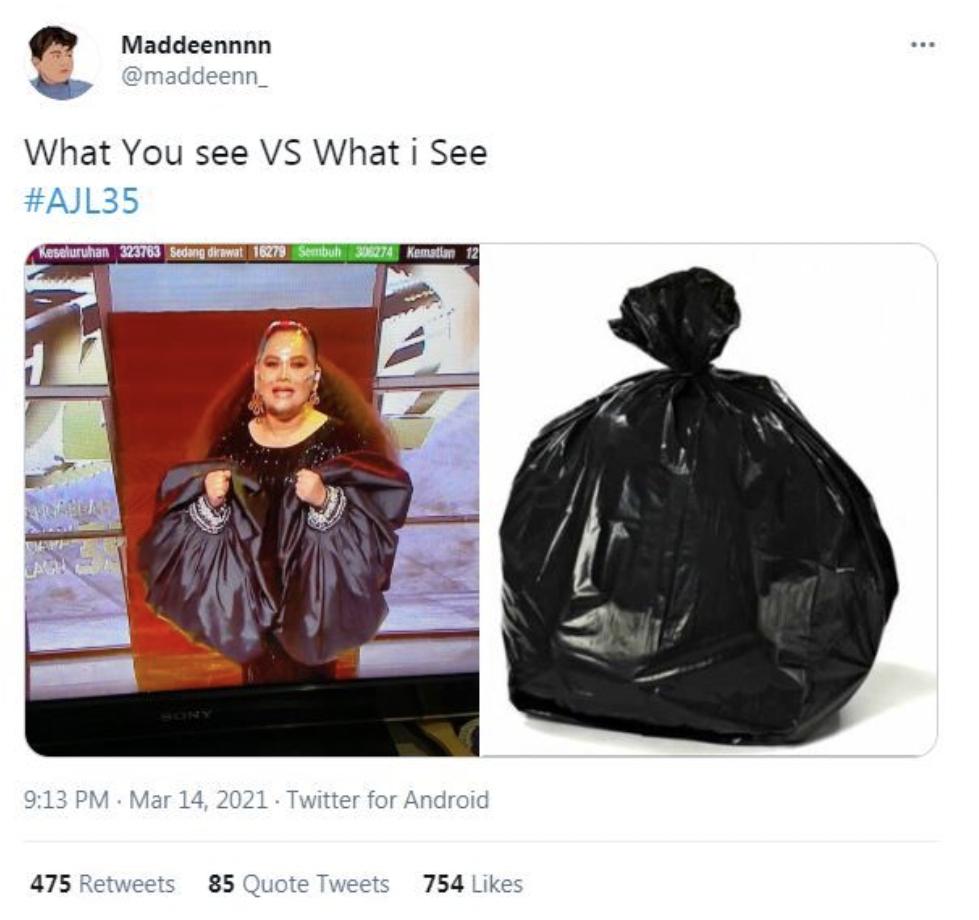 Sherry Plastik Sampah