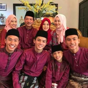 Keluarga DG Hisham