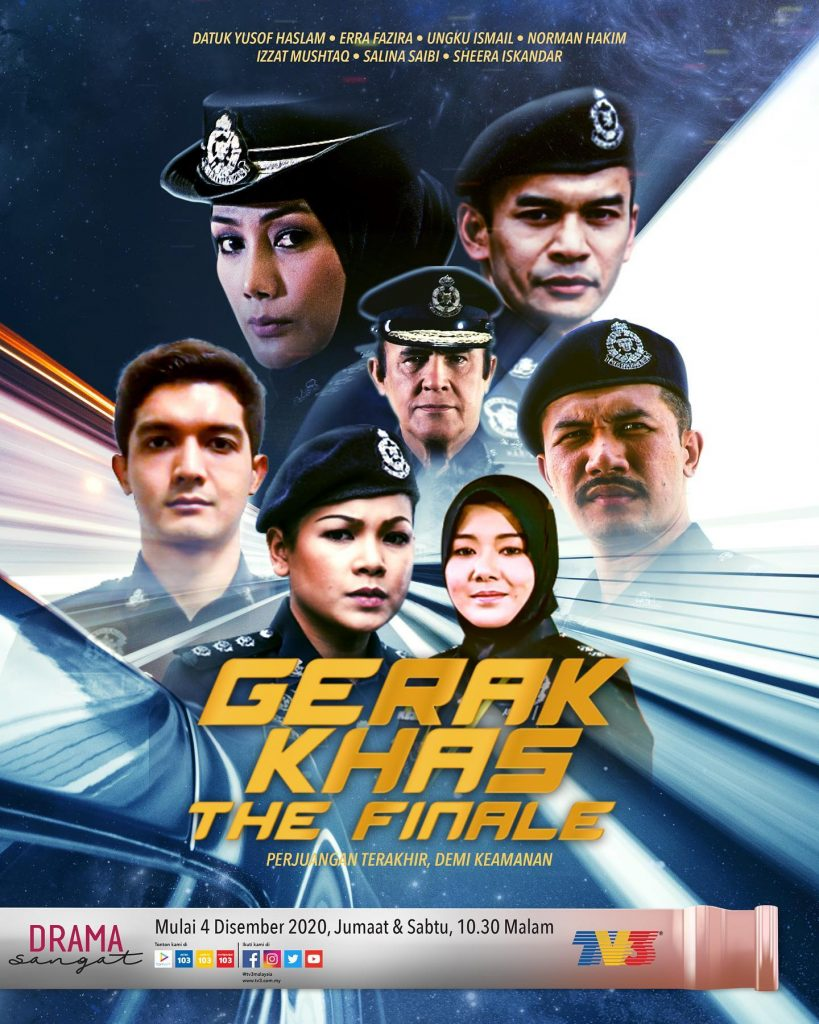 Poster Gerak Khas