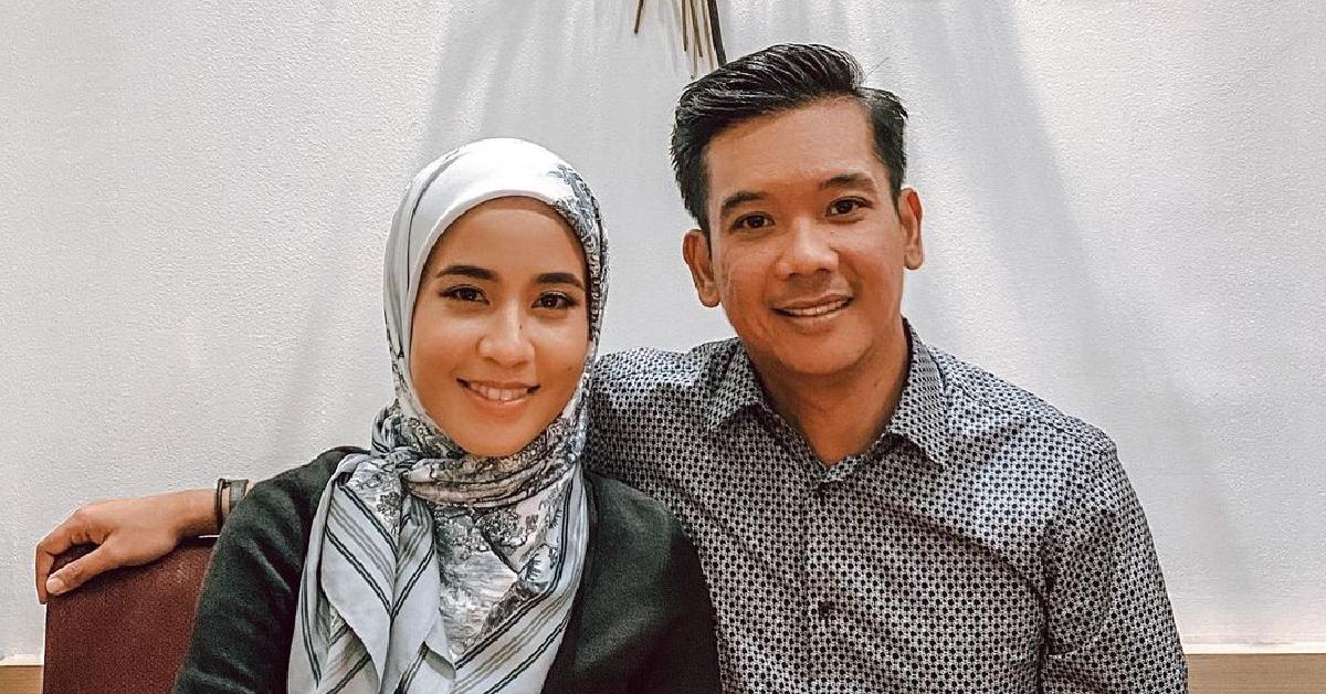 Bella Dally dan suami