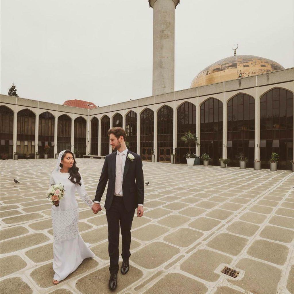 (TAHNIAH) Dr Amalina Selamat Bernikah Dengan Lelaki Pilihan, Tunda Majlis Resepsi 4