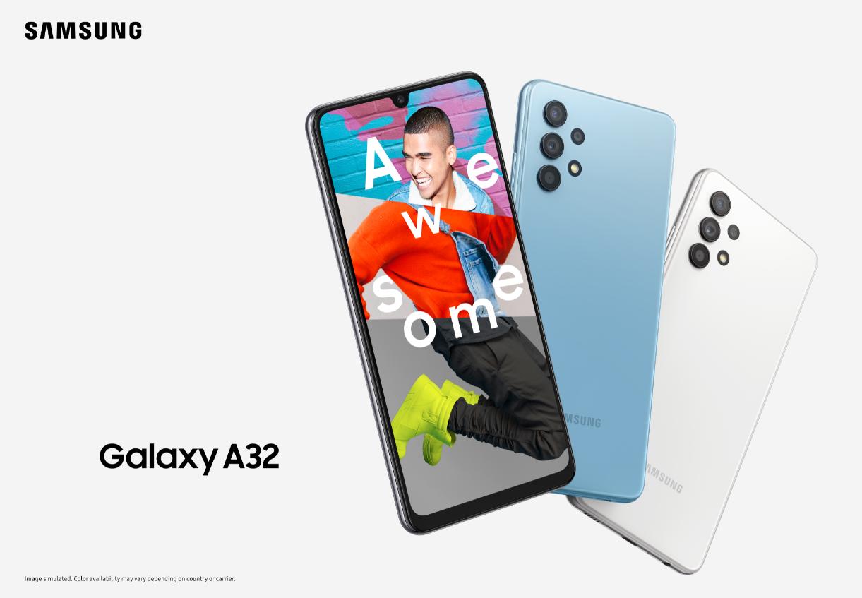 Pandang Pertama Samsung A32, Warna Trendy & Susunan Kamera Yang Menonjol! 6
