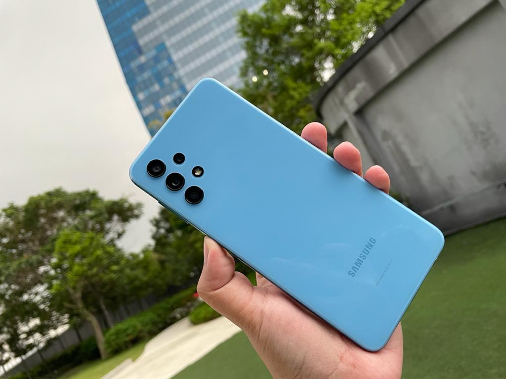 Bateri Berkapasiti Besar & Keupayaan Merakam Video 4K UHD, Ciri Menyerlah Pada Galaxy A32 5G 6