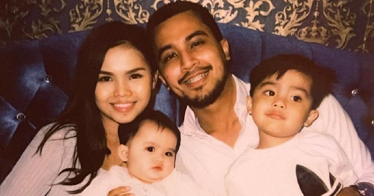 Aliff Aziz keluarga