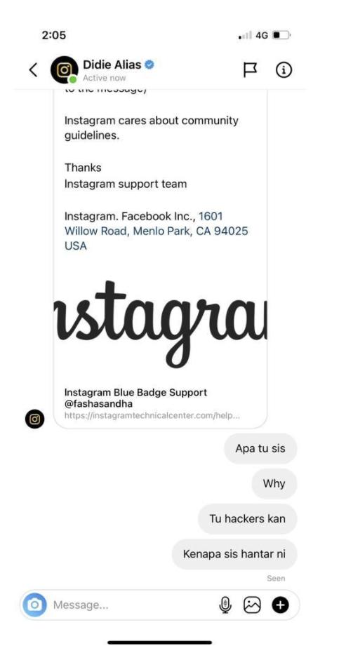 Instagram Didie Alias