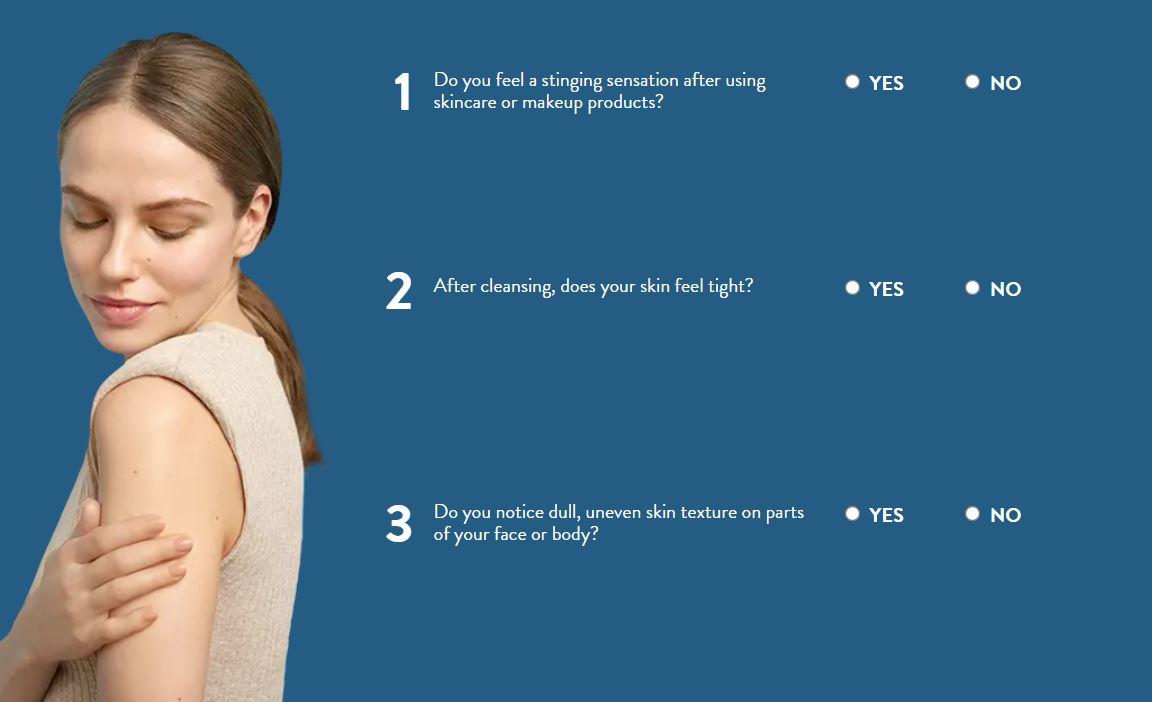 Kenal Pasti 5 Tanda Kulit Sensitif Dengan Mudah. Barulah Nampak Berseri Di Pagi Raya! 5