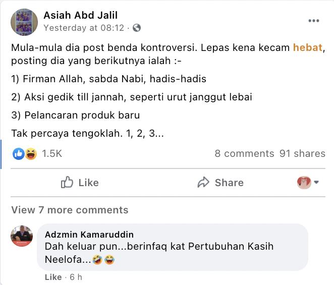 Asiah Abd Jalil