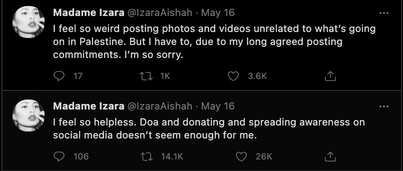 Izara Aishah