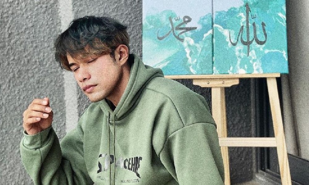Kini Jual Lukisan Kanvas, Hafreez Adam Tambah Pendapatan Sepanjang PKP