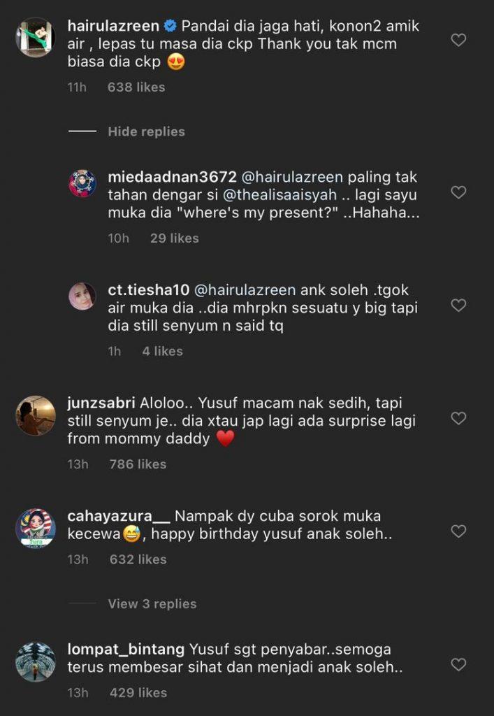 Instagram Yusuf Iskandar