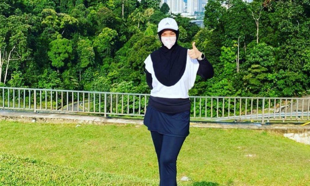 'Biasa Dengar Gantung Kualiti Je' – Netizen Terhibur Lihat Siti Nurhaliza Gantung Basikal, Dah Macam Muzium!