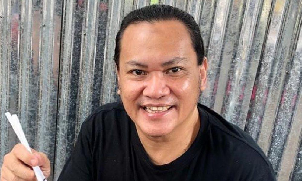 Gigi 'Kacip' Macam Tengah Khayal Hisap Dadah, Ameng Buat Laporan Polis