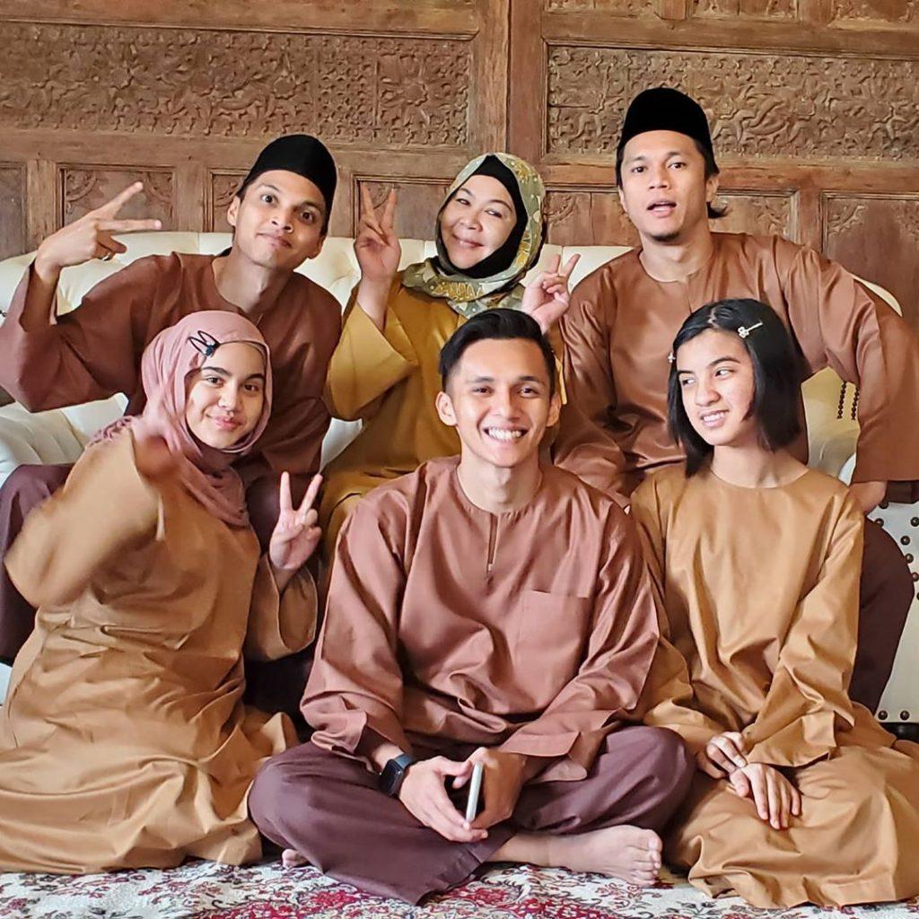 Keluarga Erma Fatima