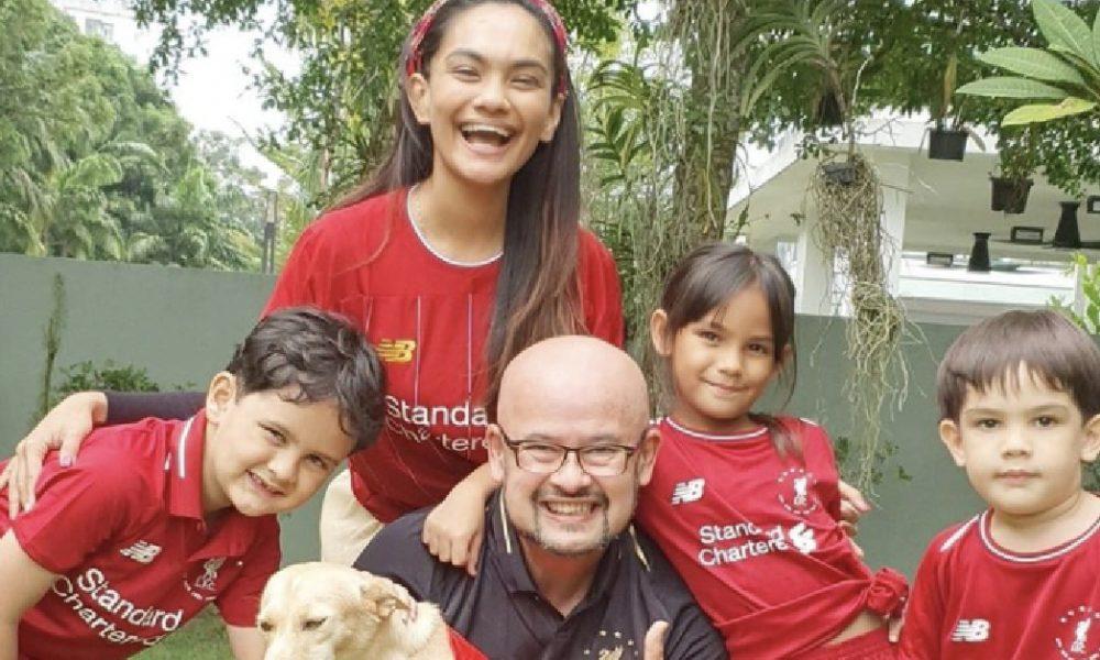 Pelihara Anjing Kudung Sehingga Hujung Nyawa, Harith Iskander Dan Keluarga Dipuji Peminat