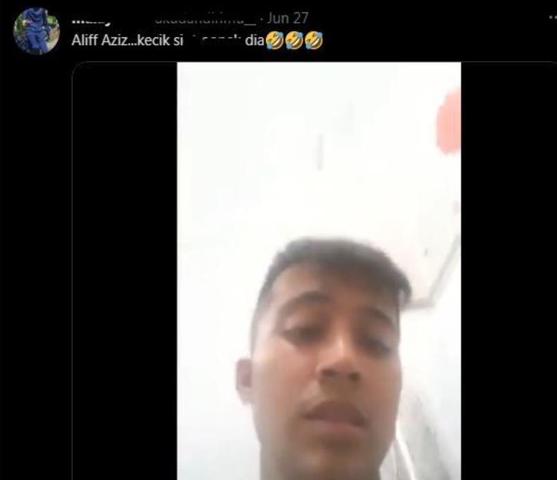video aliff aziz