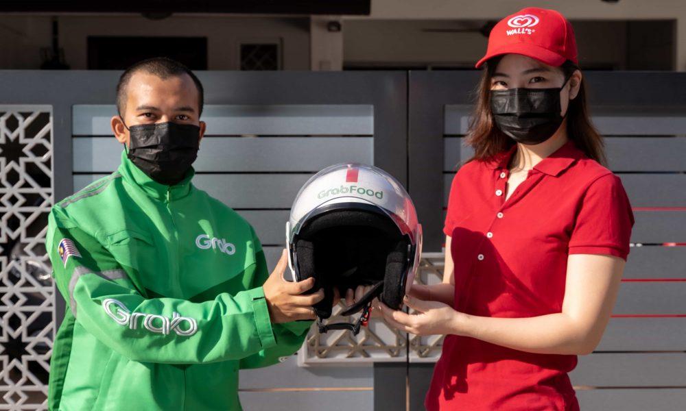 """Kita Jaga Rider, Wall's Malaysia Lancar Kempen """"Wall's Bersama Riders"""""""