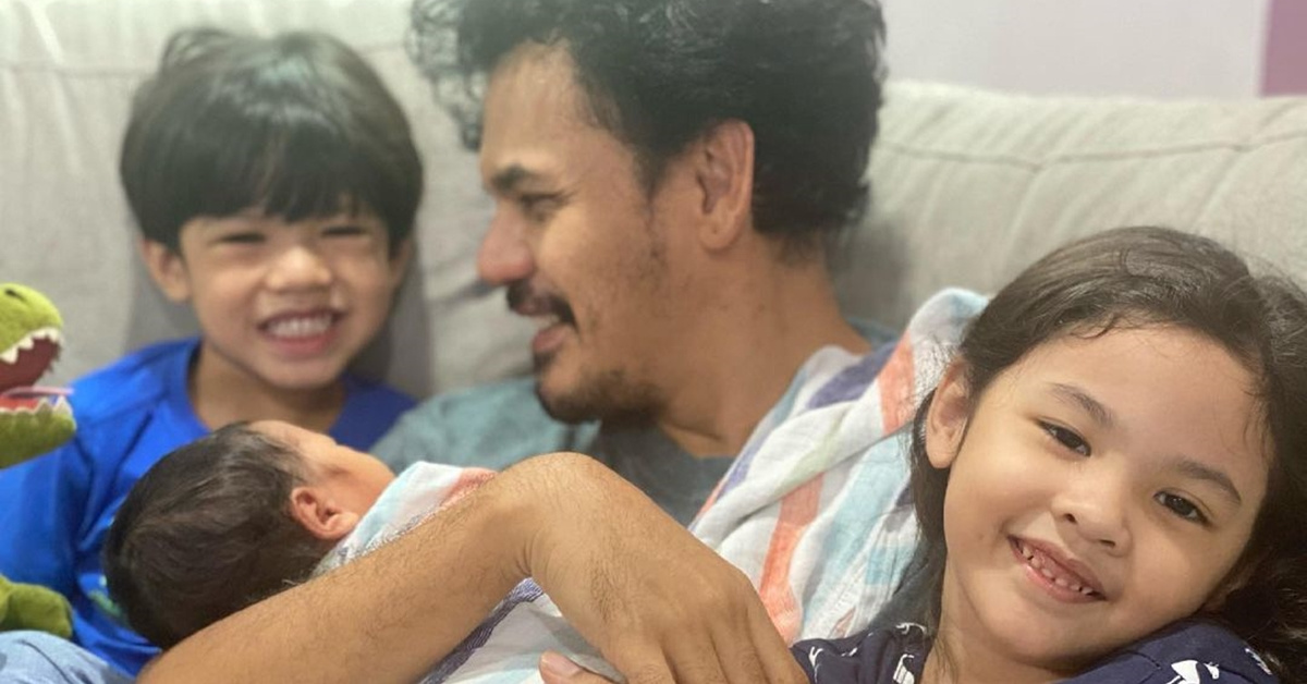 keluarga yusry dan lisa surihani