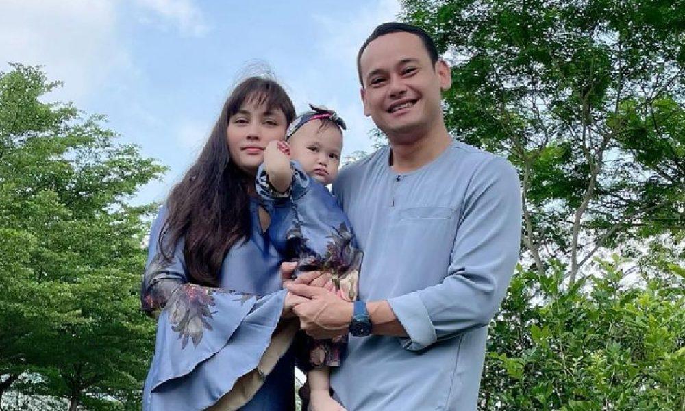 """""""So Sweet.."""" Rai Hari Lahir Aidil Cara PKP, Fasha Sandha Beri Kejutan Istimewa"""