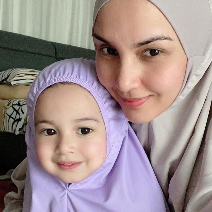Fiza Halim dan Baby Aleena