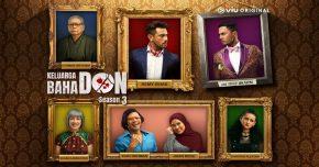 Pelakon drama siri Keluarga Baha Don Musim 3