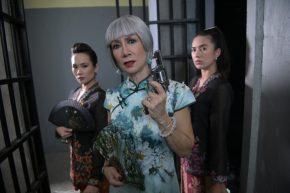 Susan Lankaster sebagai Mama Don dalam Keluarga Baha Don Musim 3