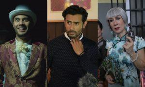 Remy Ishak, Fikry Ibrahim & Susan Lankaster dalam Keluarga Baha Don Musim 3