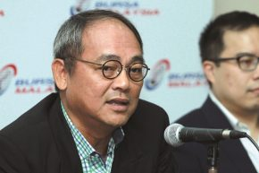 Dato' Larry Gan, Pengerusi Catcha Digital Berhad