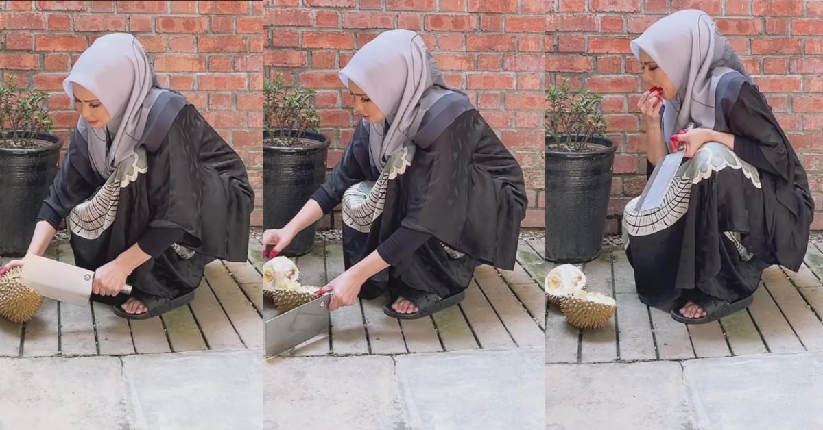 Rozita Che Wan Kopek Durian