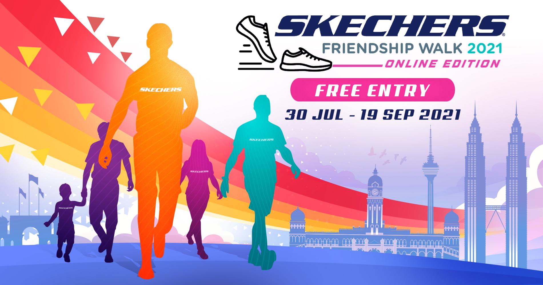 Skechers Friendship Walk 2021