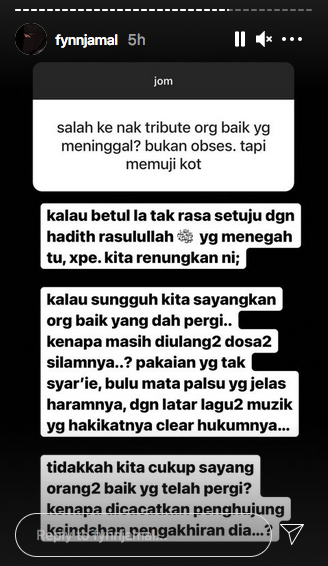 Instagram Fynn Jamal