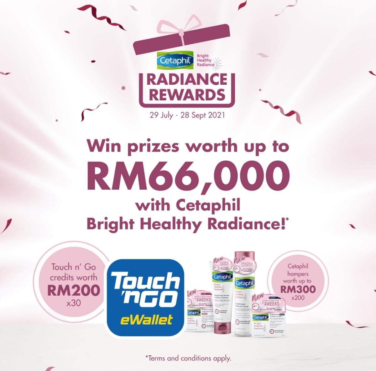 Radiance Reward contest