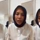 IG Live Betty Rahmad bertudung