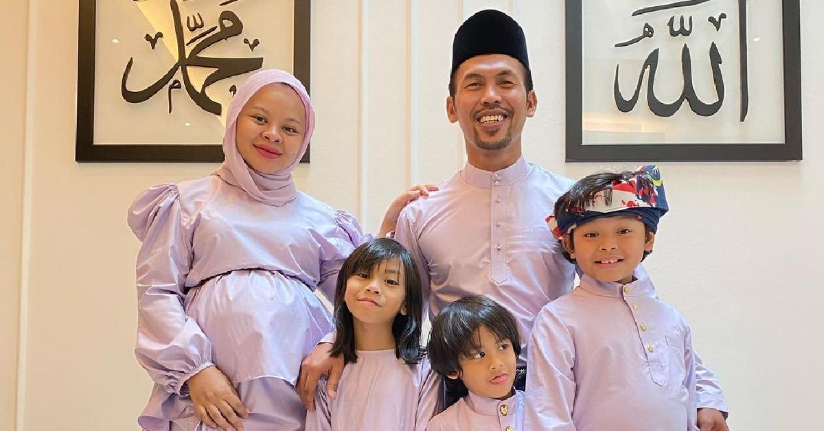 Shuib Dan keluarga
