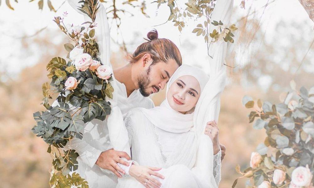 (TAHNIAH) Hamil 6 Bulan, Wawa Zainal Dan Aeril Zafrel Bakal Timang Anak Ke-4