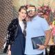 Eina Azman dan suami