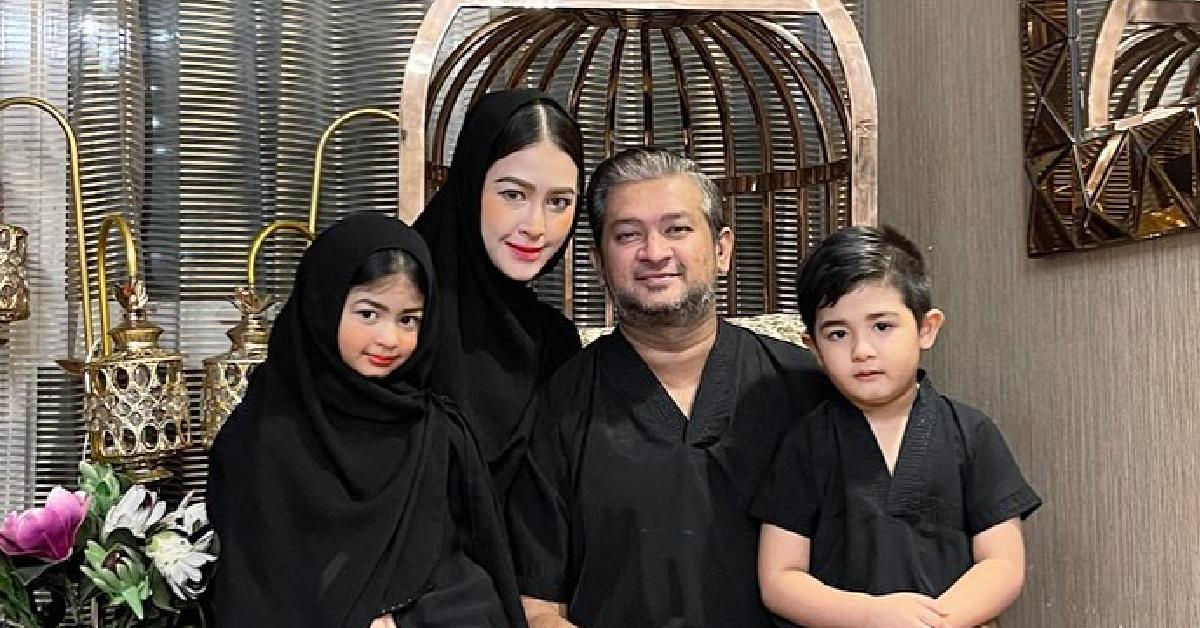 Keluarga Eina Azman