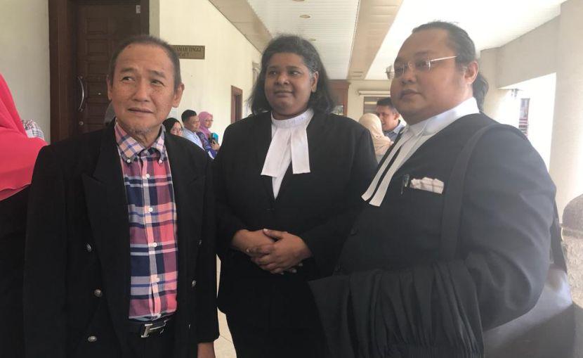 Narhamdan dan peguam