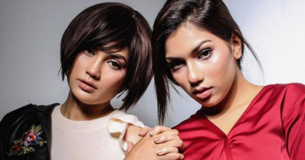 Fasha Sandha dan Elisya Sandha
