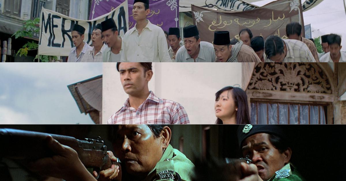 Babak Filem Patriotik Malaysia