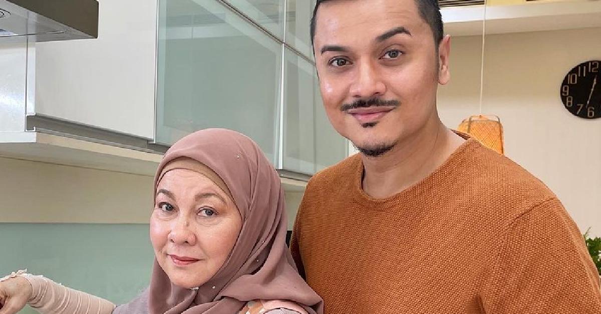 Fazley dan ibu