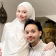 Ayda Jebat dan Nabil Mahir