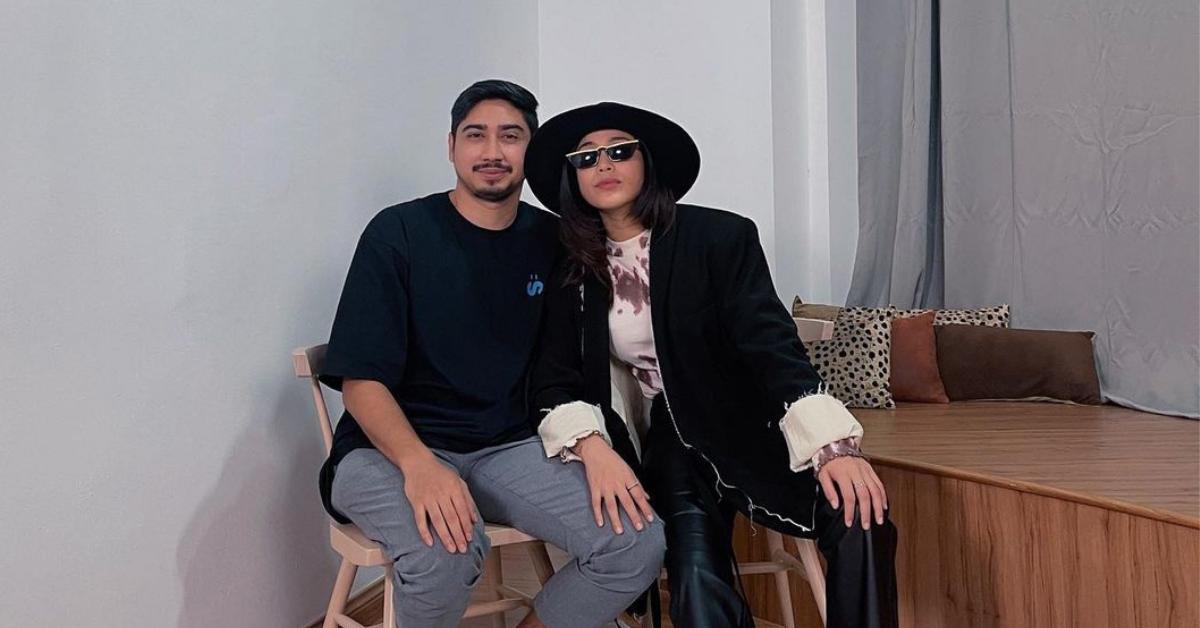 Shalma Ainaa dan suami
