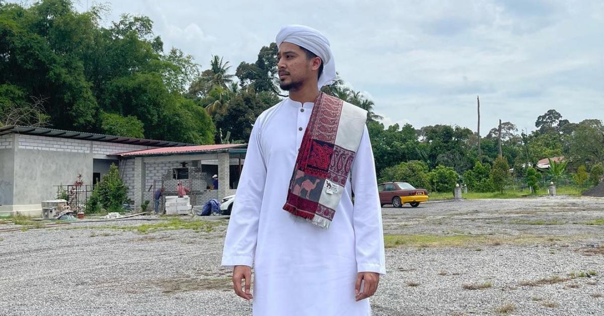 Aliff Aziz tabligh
