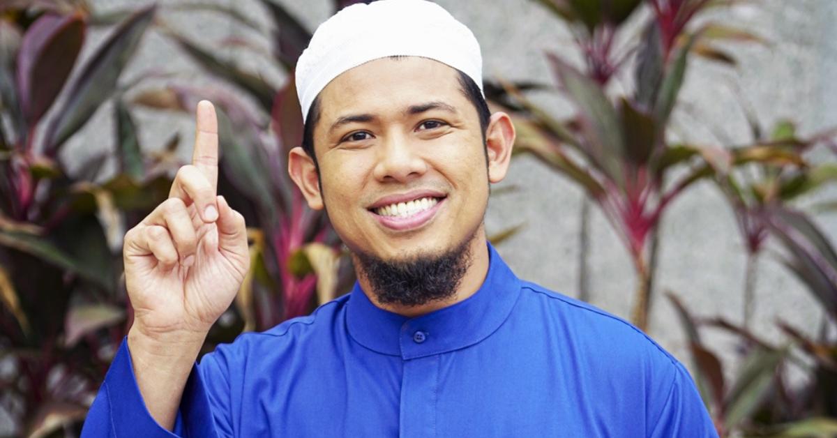 Nabil Ahmad tabligh