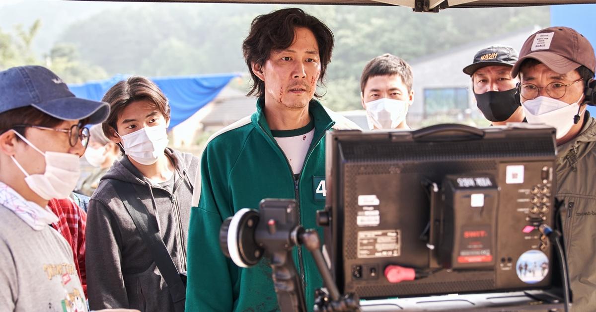 pelakon korea