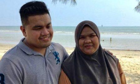 Azmi Saat dan Isteri