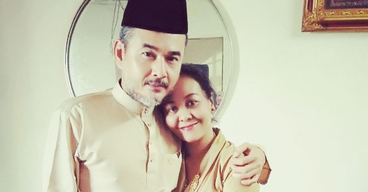 Azri Iskandar dan Ellie Suraity